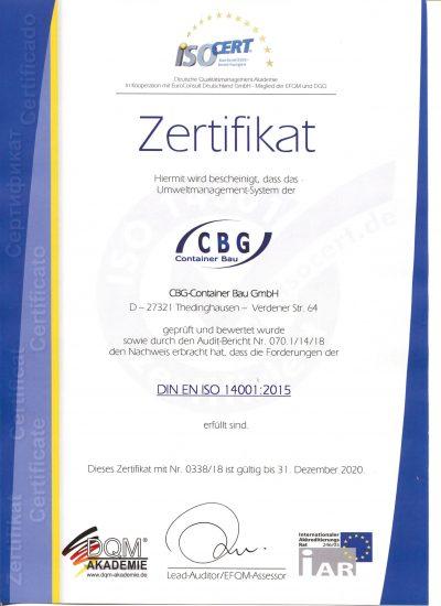 Zertifikat ISO 9001 - 2018-31.12.2019  1